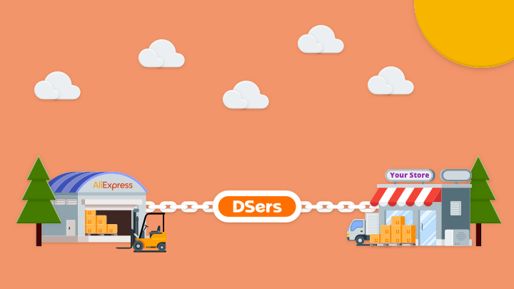 link aliexpress with dsers - DSers
