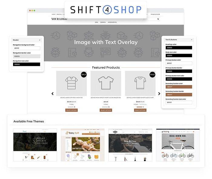 Shift4Shop - DSers