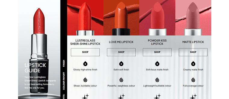 MAC Lipstick- DSers
