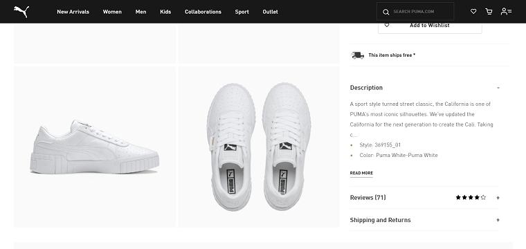 Puma Shoes - DSers