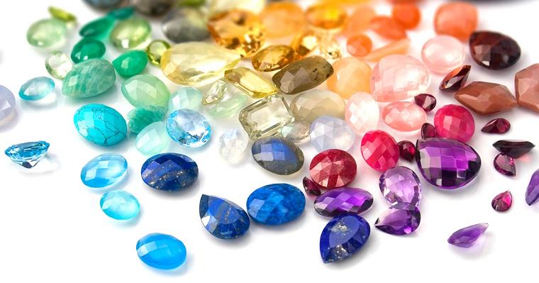 Rare and unique crystals