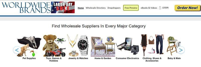 Worldwide Brands - DSers