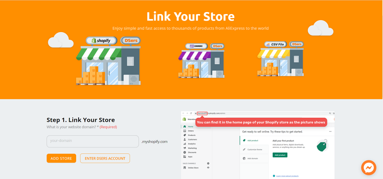 link more stores